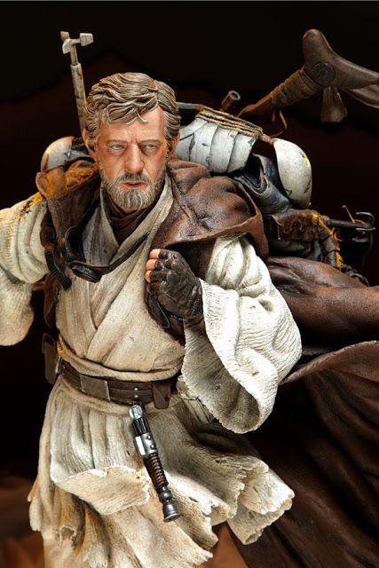 Young Ben Kenobi (Alec Guinness)
