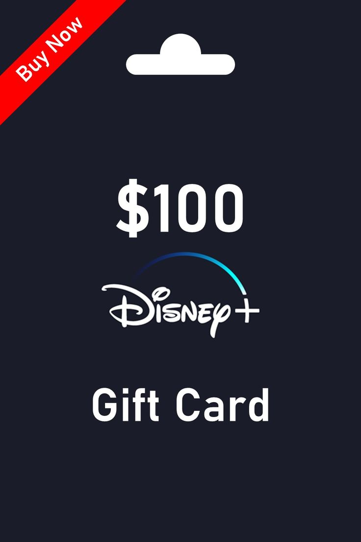Buy disney plus gift card online with paypal and credit