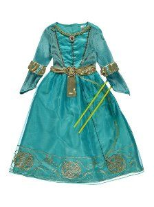 Disney Brave Merida Fancy Dress Costume, read reviews and buy online at George. Shop from our latest range in Kids. Add a fun new favourite to their fancy dr...