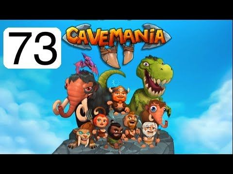 Cavemania - Level 73 (No Boosters walkthrough on iPad)  by edepot #cavemania #cavetips #usergenerated