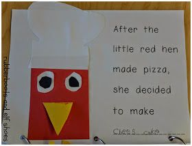 pizza book report directions