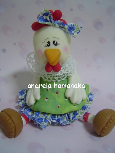 *SORRY, no information given as to product used ~ 04.08.2005 - GALINHA GISELDA by Andreia Akita, via Flickr