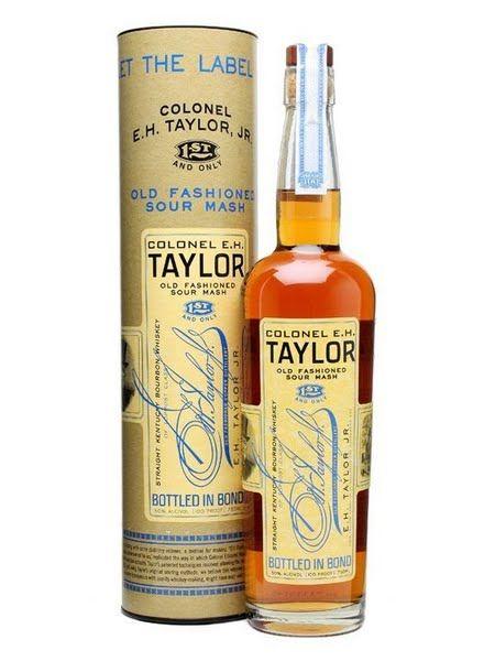 E.H. Taylor Jr. Old Fashioned Sour Mash image