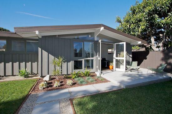 Cliff May. Long Beach, CA. Rancho Estates. 1953