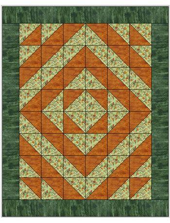 Kaleidoscope 3 Yard Quilt090933