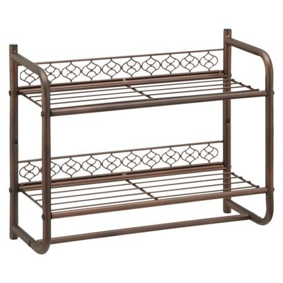 Organize-It-All Shelf With Towel Rack.Opens in a new window $24.99