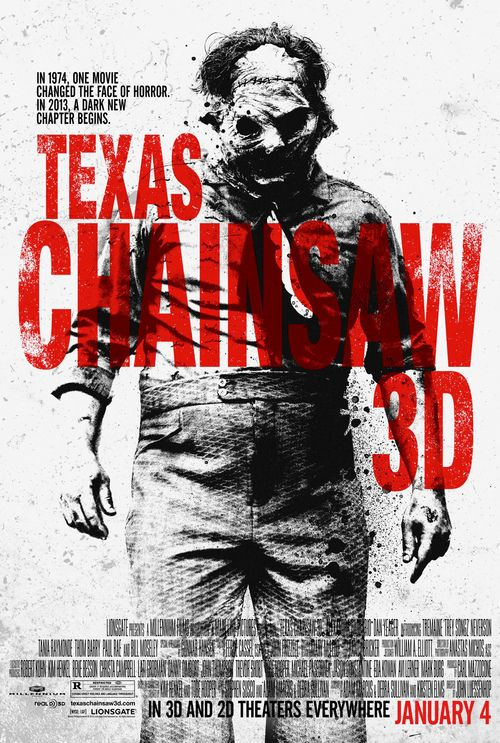 Watch Texas Chainsaw 3D (2013) Full Movie Online Free