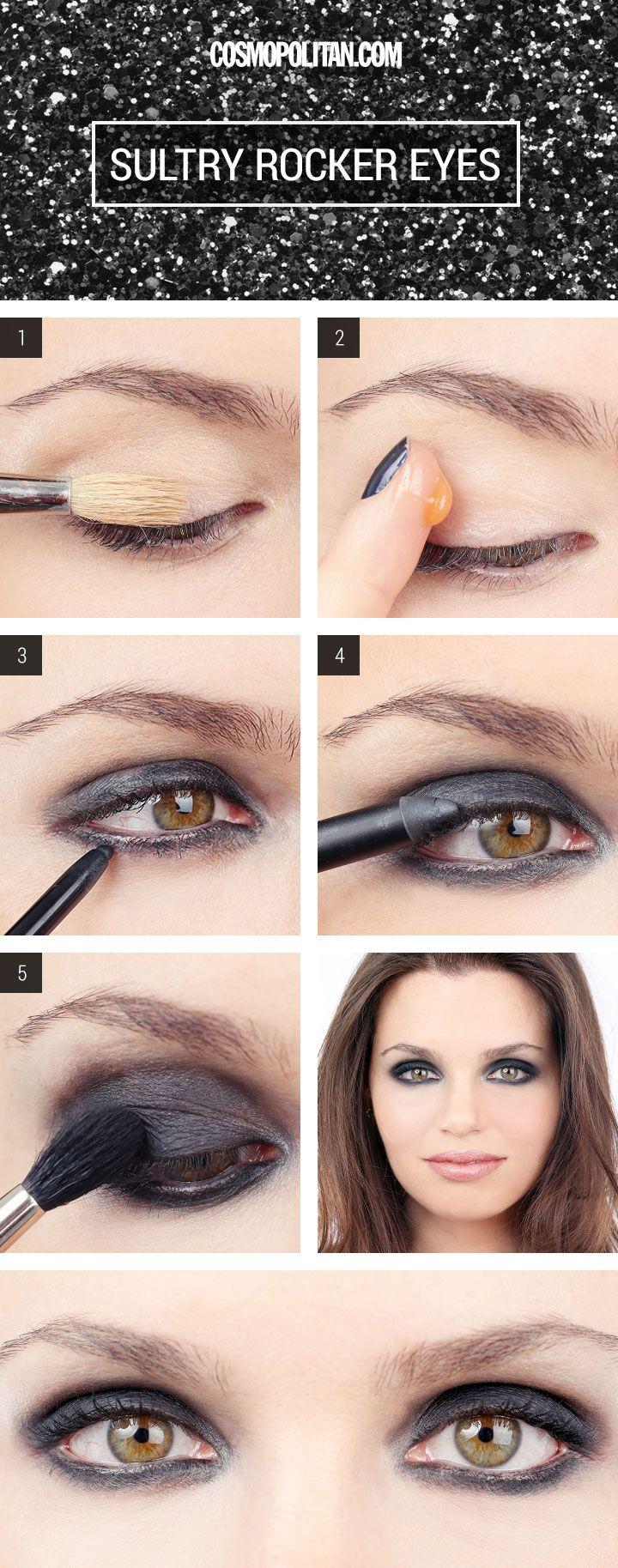 počet nápadov na tému sexy eye makeup na pintereste: 17 najlepších