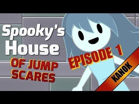 Spooky's House Of Jump Scares #1  HAAAA !!!