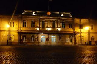 Centro Cultural Meridiano V