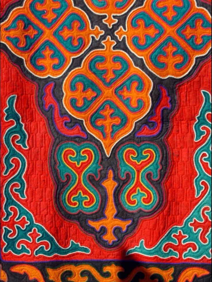 Handsome Tibetan Tapestry.