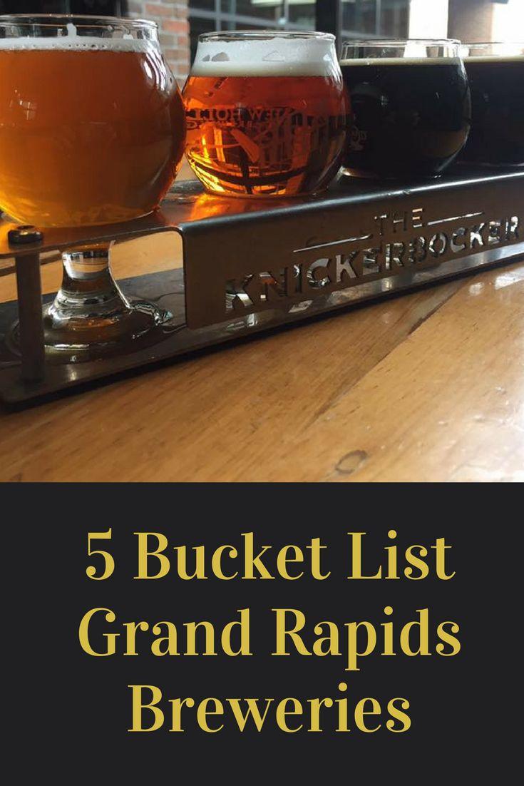 Grand Rapids breweries, Michigan, USA