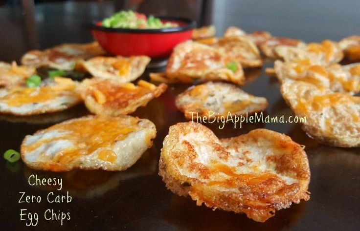 Low Carb Cloud Bread Chips with only 2 Ingredients http://ift.tt/2lDG3ha