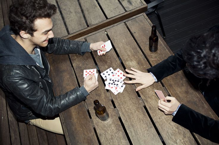 Spades is a very popular trick-taking card game, normally played by two partnerships.This version of Spades is for two players.