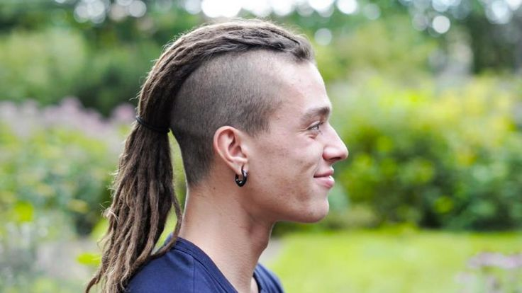 Estilos en cortes de pelo: El peinado mohicano