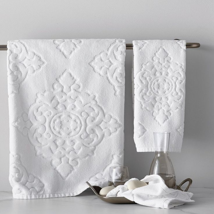 Best Bathroom Refresh Images On Pinterest The Company Store - Turkish cotton bath towels for small bathroom ideas