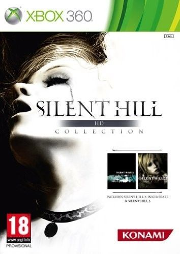 SILENT HILL COLLECTION HD  XBOX 360
