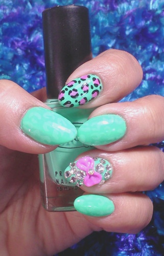 1000+ Images About Pointy Nail Designs On Pinterest