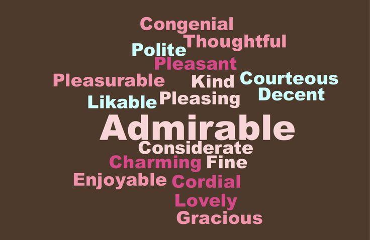 25 Best Images About Descriptive Words On Pinterest