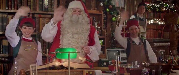 Vídeo mensaje personalizado de Papá Noel – Gratis via @ahorramama