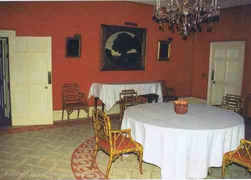 Diana 39 S Dining Room At Kp Princess Diana Rare