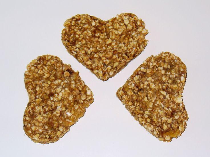 Môj sladký život v Koláčikove: Zdravé sušienky - len z dvoch ingrediencií!