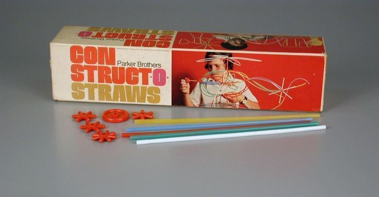 105.952: Construct-o-Straws | construction set | Construction Toys and Blocks | Toys | Online Collections | The Strong
