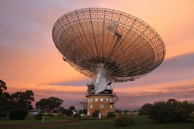 'The Dish', Parkes, New South Wales, Australia