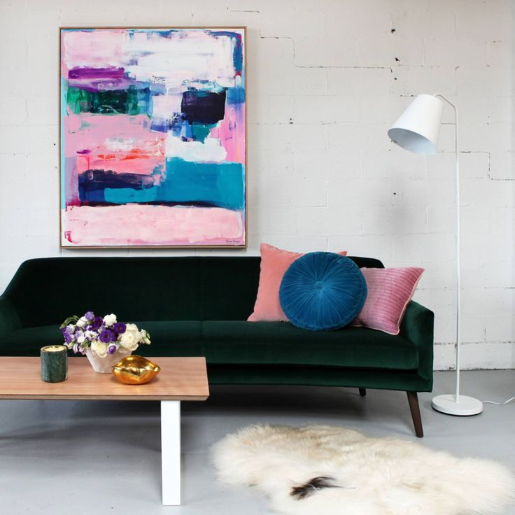 """""""My forever"""", a Acrylic on Canvas by kirsten jackson from Australia. It portrays: Abstract, relevant to: colour, contemporary, australianart, modernart, abstract I love working with colour and creating paintings that make you feel happy and lift the room with positive energy. My paintings are bold and very much a statement piece, they will make a room come alive!"""