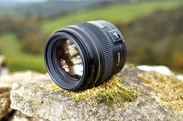 Best budget prime lens: Canon EF 85mm f/1.8 USM, £305