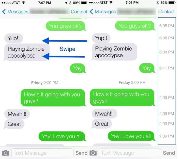 fake text message generator iphone x