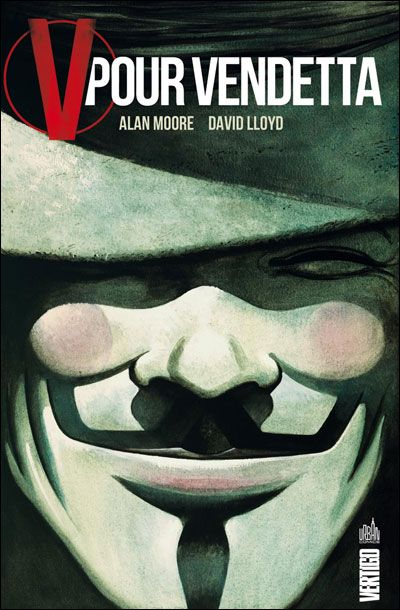 V pour Vendetta - Alan Moore, David Lloyd