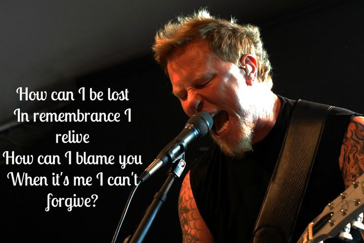 Metallica - The Unforgiven III | Quotes | Pinterest