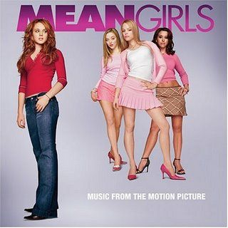 Mean Girls. Happy 10th anniversary! (You have better worn pink today)