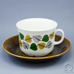 Upsala-Ekeby/Gefle Bladranka ティーカップ
