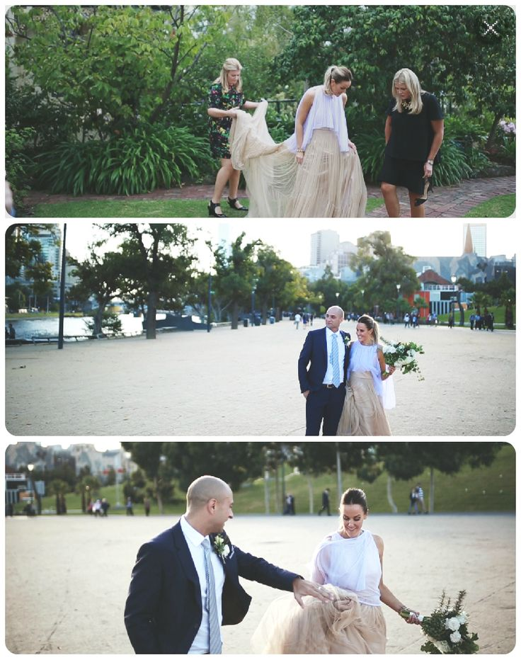 A few shots of Liz's very unique and amazing wedding dress! Layers upon layers going on here and she certainly pulled the look off. Take a look at Liz & Joost's wedding video here if you fancy > https://vimeo.com/91703260