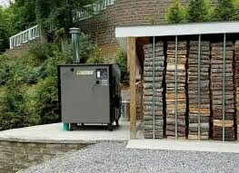 42 best outdoor wood boilers images on pinterest boiler kettle