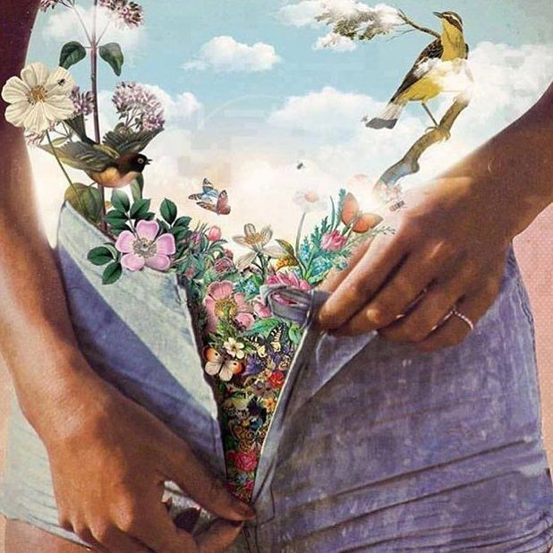 Collage by Carlos Bongiovanni | http://inagblog.com/2016/05/next-artists-guide-1/ | #collage #art