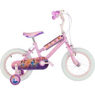 Buy Disney Princess 14 Inch Bike - Girls' at Argos.co.uk - Your Online Shop for Disney Princess outdoor toys, Children's bikes, Children's b...