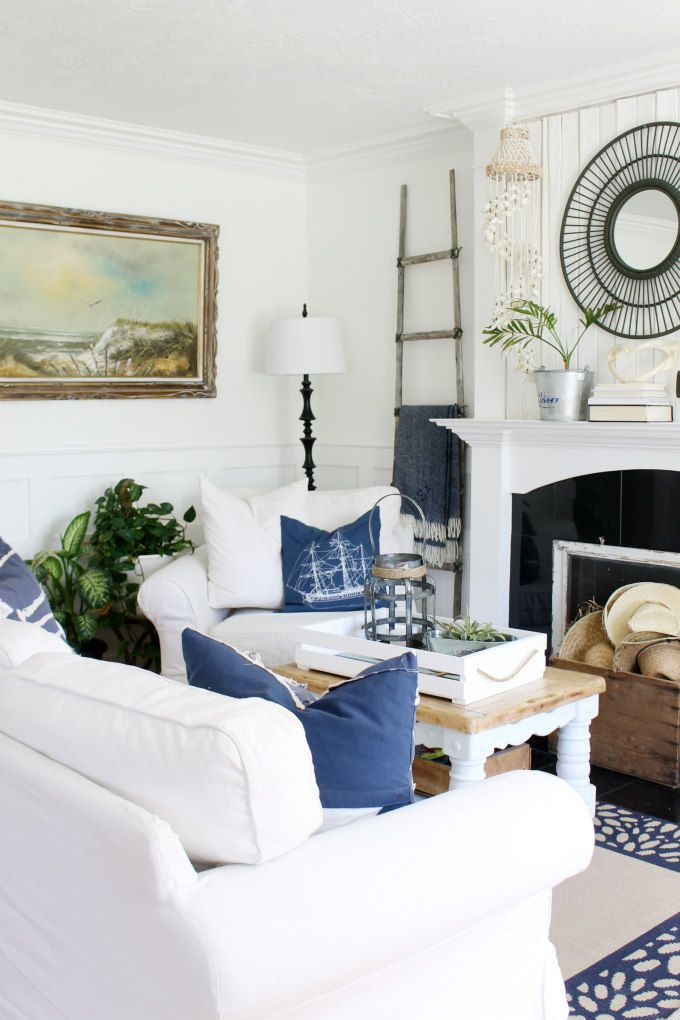 Find this Pin and more on Cozy Cottage Living Rooms