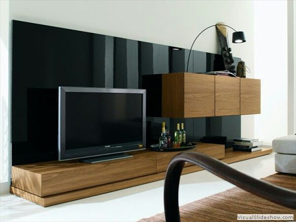 1000 images about muebles para tv on pinterest tvs - Muebles para television modernos ...