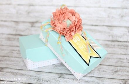 Box Stampin Up Envelope Punch Board Box