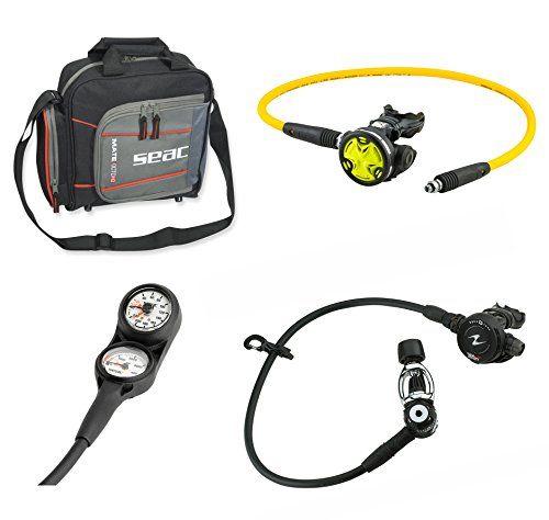 Aqua Lung Titan Scuba Regulator Package with Dive Bag (Closeout Sale) - http://scuba.megainfohouse.com/aqua-lung-titan-scuba-regulator-package-with-dive-bag-closeout-sale/