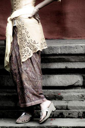 Kamben n Kebaya, balinese clothes