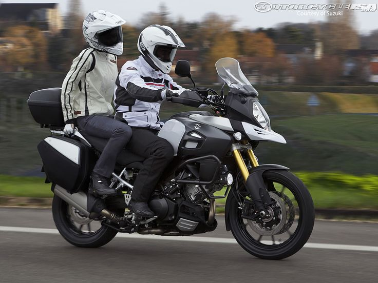 See photos of the revamped V-Strom 1000 in the 2014 Suzuki V-Strom 1000 First Look photo gallery. Read about the updated mount in the 2014 Suzuki V-Strom 1000 First Look article.
