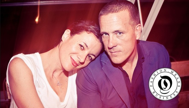 Fashion Means Business | Garance Doré and Scott Schuman on BoF - The Business of Fashion.