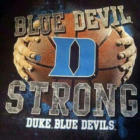 Blue Devil Strong