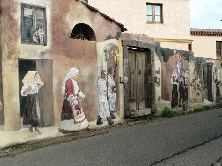 Murale di Narbolia - Foto di: Orlando Caboni
