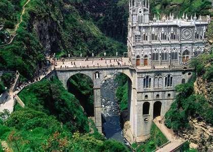 Santuario Nuestra Señora de las Lajas - Ipiales Nariño