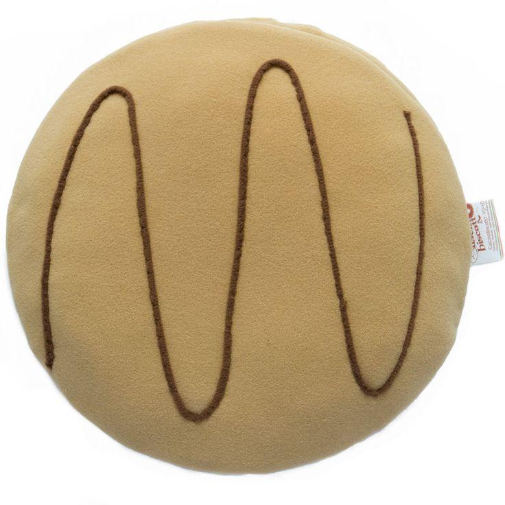 Il cuscino biscotto a forma di Yo-Yo! Per un riposino delizioso...  http://www.carillobiancheria.it/cuscino-biscotto-yo-yo-loriginale-l403-p-9315.html